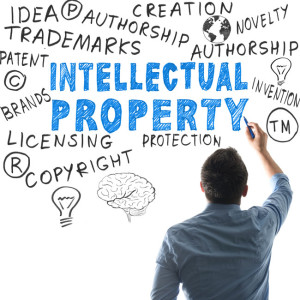 intellectual-property illustration