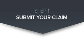 step-1 submit your claim graphic