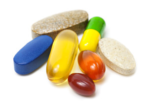 Vitamins-and-pills