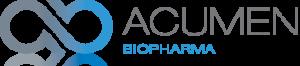 Acumen BioPharma logo transparent