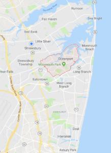 Acumen BioPharma Oceanport address map